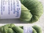 100 g Blue faced leicester sock yarn - Dill image