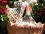 Lily Lace Scarf Kit by Katie Zienko image