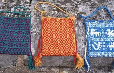 Three Medieval Purses