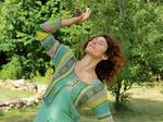 Gitane - Sea green knitting kit image