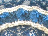 Frivolity detail