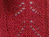 spring sock-detail