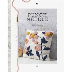 Punch Needle instruction book