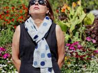 Dots in the Blue - Helene