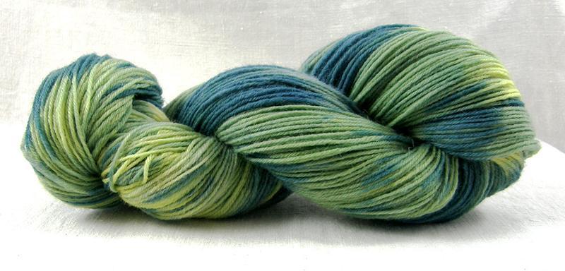 Renaissance Dyeing 100g Poll Dorset-woodland
