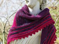 African Queen Shawl