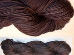 Merinos d'Arles -100g fingering- Chocolate Indigo image