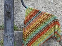 Forever Granny shawl - 4