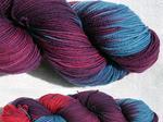 Merinos d'Arles 4-ply Fingering- African Violet image