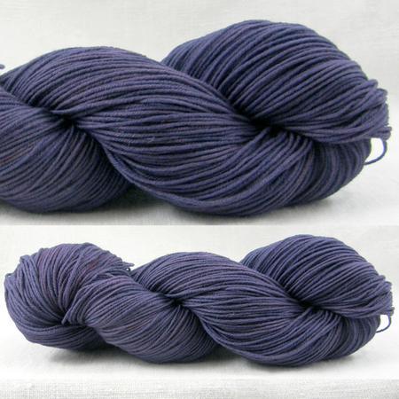 Renaissance Dyeing - Merinos d'Arles - Purple