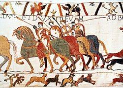 Reconstruction of Bayeux Tapestry