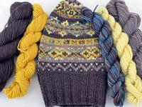 Wool and beanie