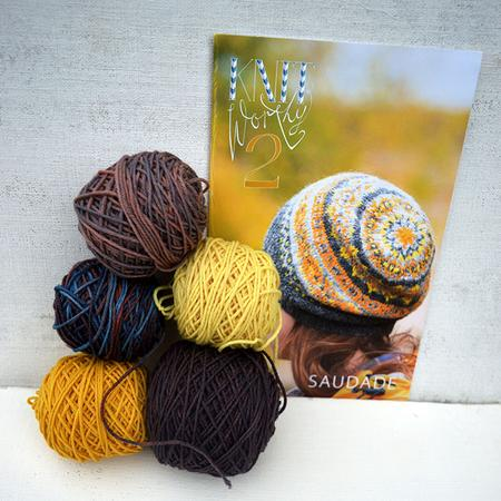 Wool and Saudade pattern